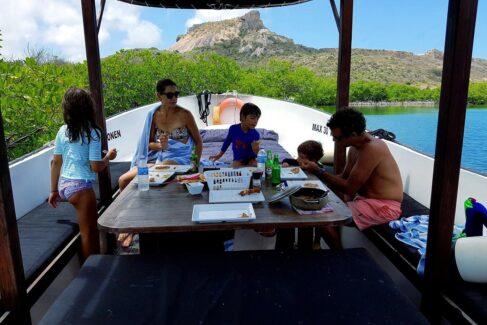 Rasta Tours Curacao Boat Trips